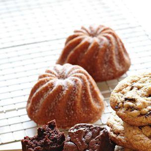 Gluten-Free Cakelets! | Williams Sonoma Board | Pinterest