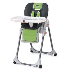 Chicco 04063803630 polly double pad high chair midori