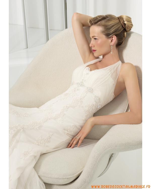 Robe De Mariage Original En Organdi  Robe de mariée collection 2012 ...