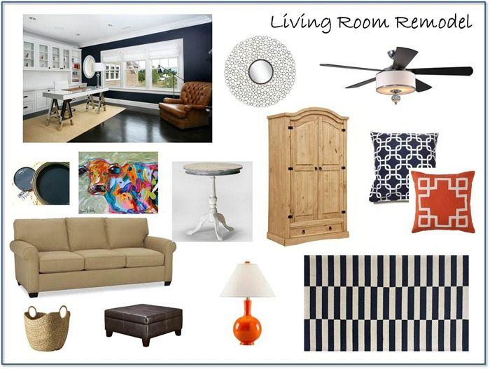 Living Room Redo Too