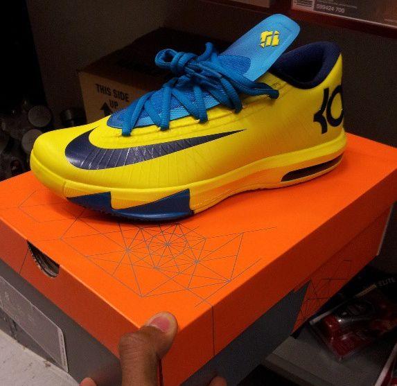 Nike KD VI (6) New Colorways   Hip Hop   Pinterest   573 x 557 jpeg 46kB