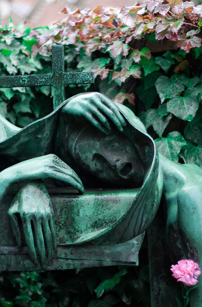 European Cemeteries: Cimitero Monumentale, Milan, Italy
