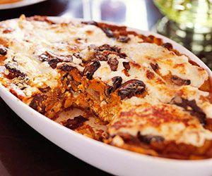 Pumpkin Lasagna | Recipe