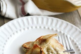 Artichoke, Leek & Potato Casserole | food...yum! | Pinterest
