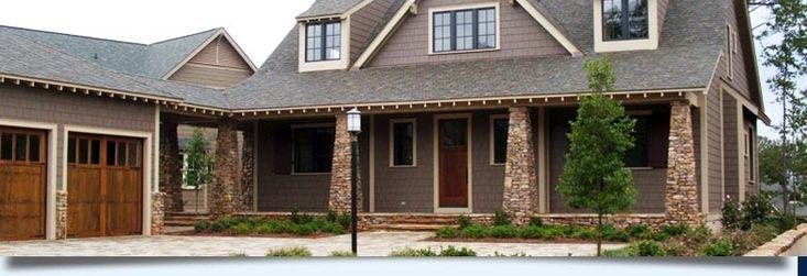 National Village Craftsman Homes Pinterest