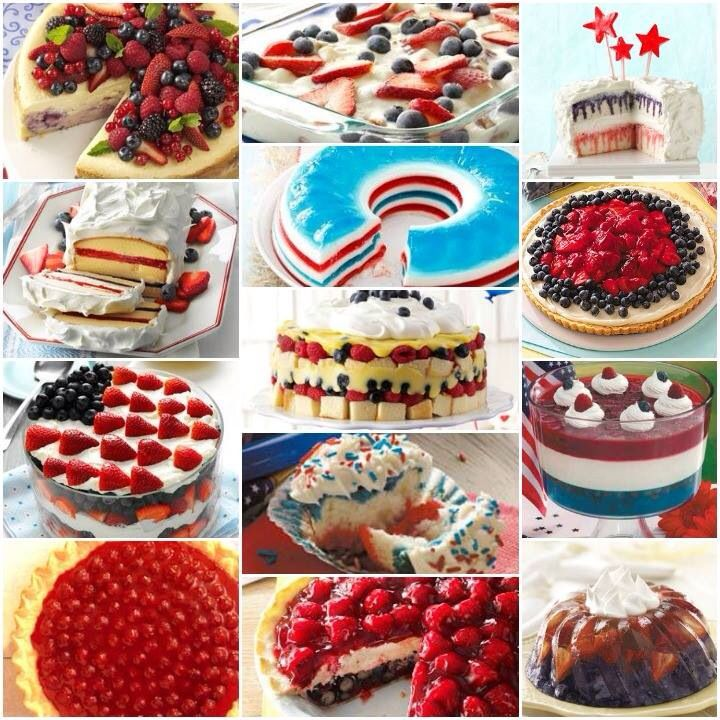 memorial day 2014 dessert ideas