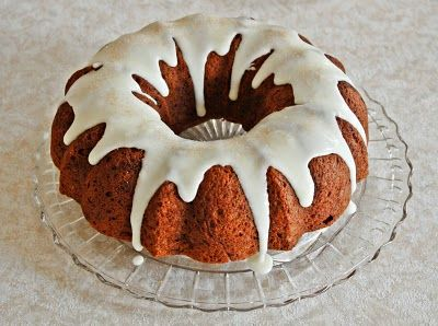 Sourdough pumpkin cake...but replace vegetable oil either coconut oil ...