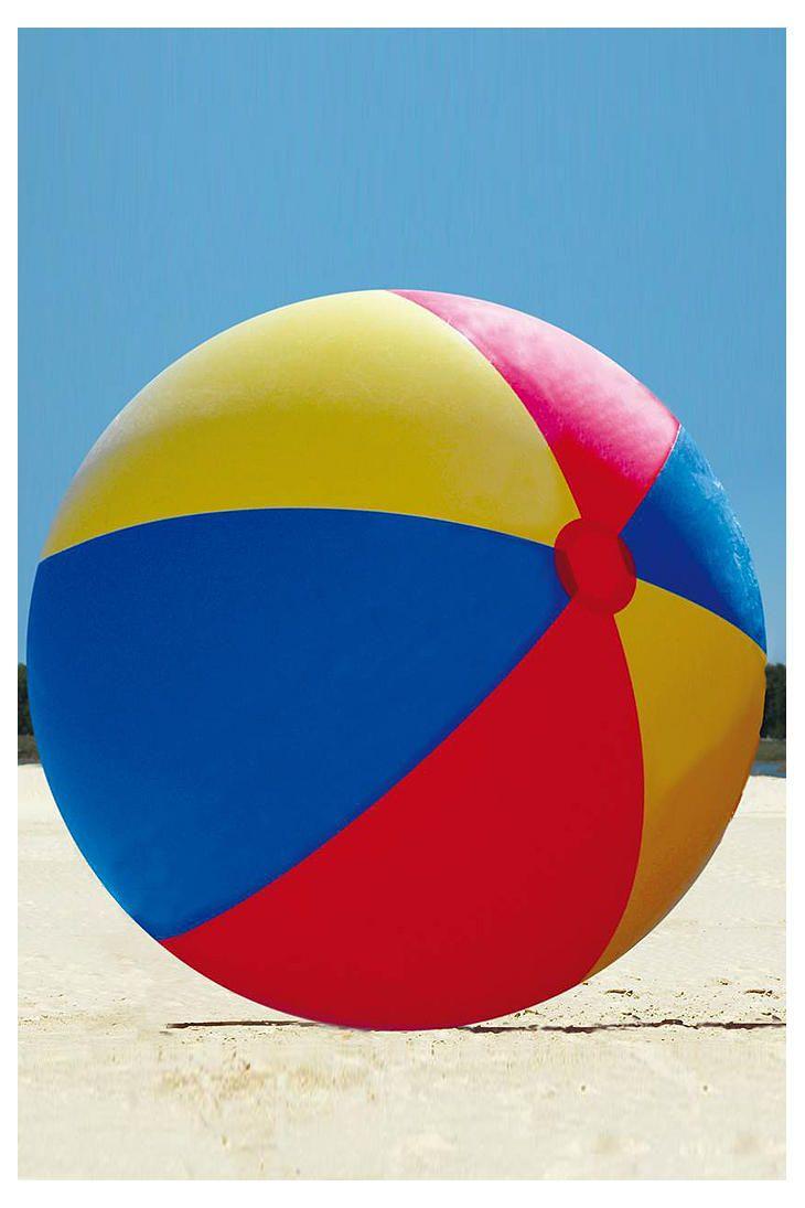 Giant Beach Ball