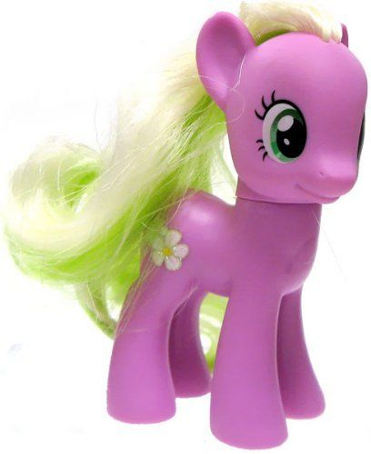 Inch LOOSE Collectible Pony Flower Wishes by Hasbro   3 99  If wishes    Flower Wishes Mlp