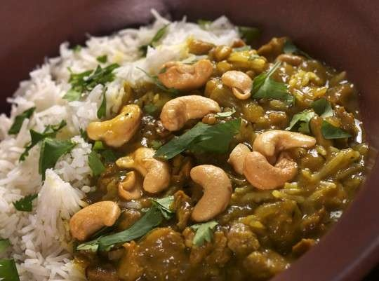 Chicken curry with cashews | Cooking to Try | Pinterest