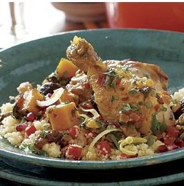 Braised Mediterranean Chicken | Recipe