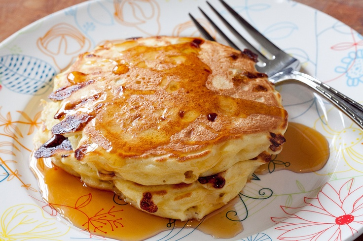 Cottage Cheese Pancakes by The Meaning of Pie