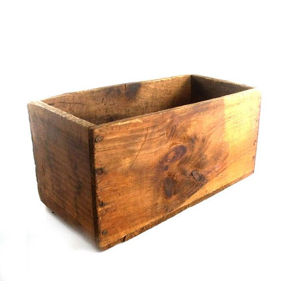 Rustic wooden box wedding ideas pinterest for Old wooden box ideas