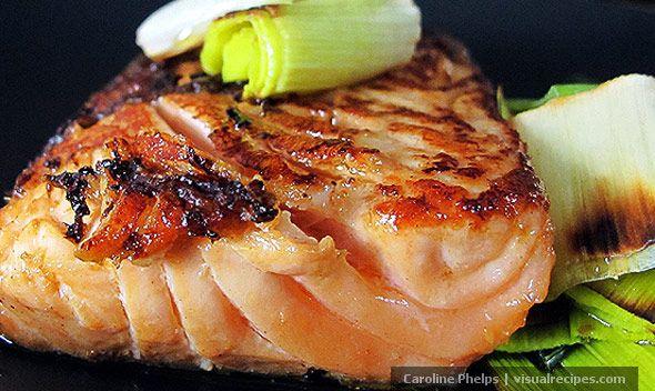 ginger salmon | Food | Pinterest