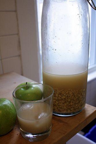 oat & honey infused vodka | Spirits for the spirited | Pinterest