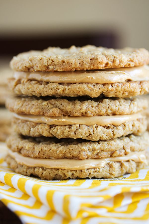 ... Peanut Butter Day? WIth these Peanut Butter Sandwich Cookies from www