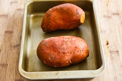 Recipe for Twice-Baked Sweet Potatoes with Feta and Sumac [from Kalyn ...