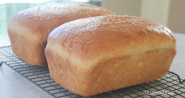 Amish White Bread | Bread/ Churros/Donuts | Pinterest