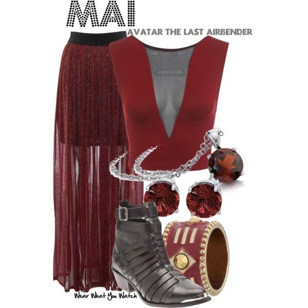 Avatar The Last Airbender | FASHION : WORKING DRESS | Pinterest
