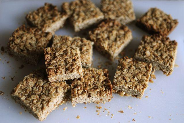 Oatmeal Shortbread | Vegan Treats | Pinterest