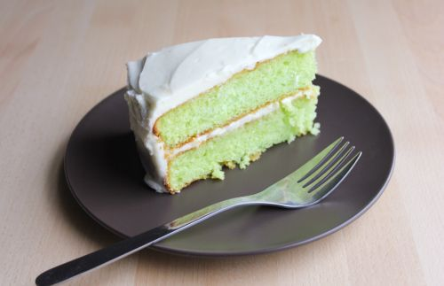 Key Lime Cake with Cream Cheese Frosting | Recipes to Try! Baking ...
