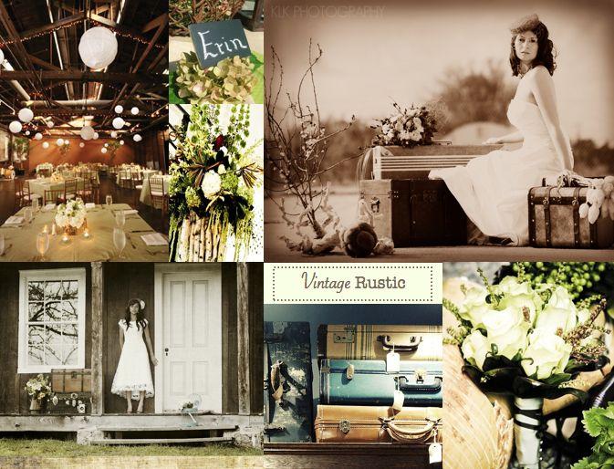 Vintage wedding <3