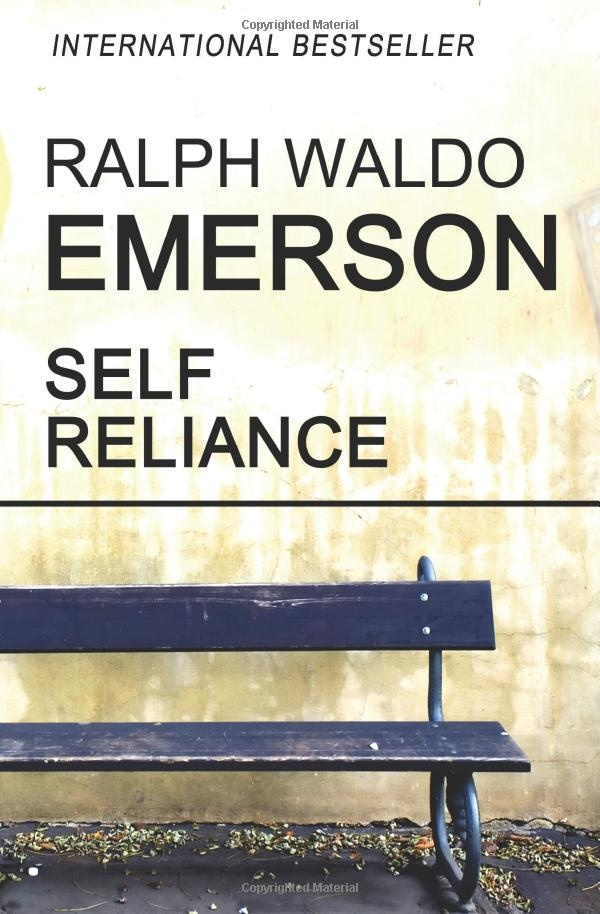 Essay On Self Reliance Emerson
