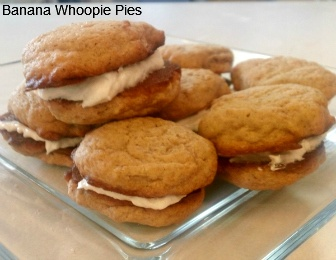 Banana Whoopie Pies | Amish/Pa Dutch Cooking | Pinterest