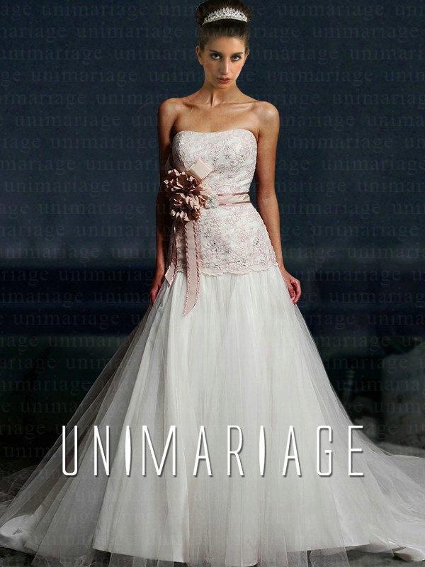 UNI0532  robe de mariée  Pinterest