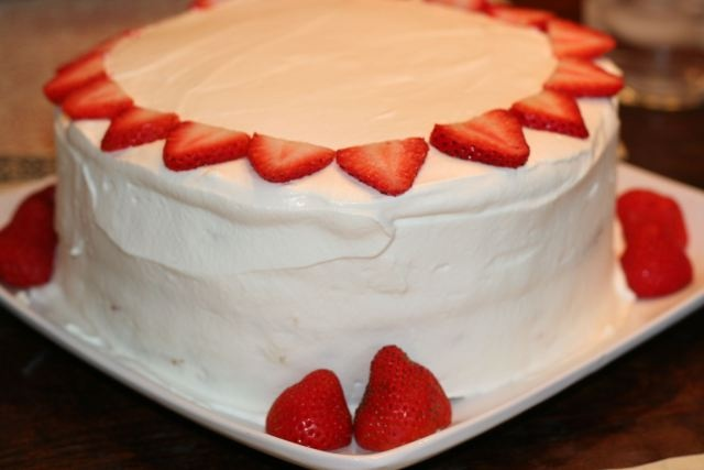 Cassata Cake Recipe — Dishmaps