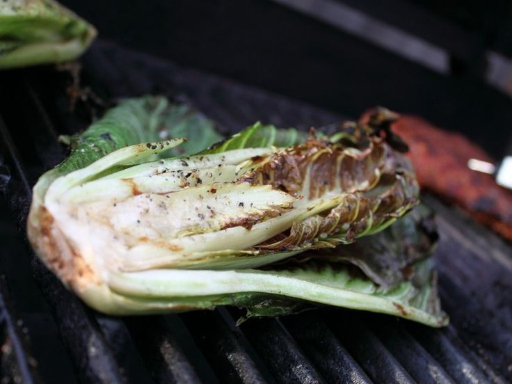 Grilled Radicchio Salad | Culinary_Recipes | Pinterest