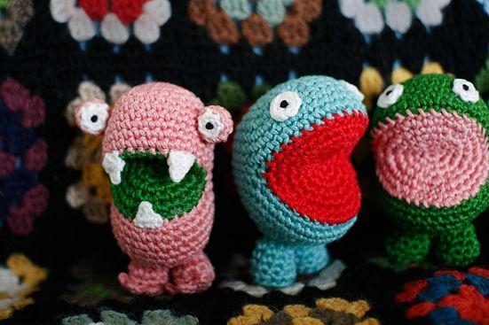 Amigurumi Monsters : Amigurumi Monsters Related Keywords & Suggestions ...
