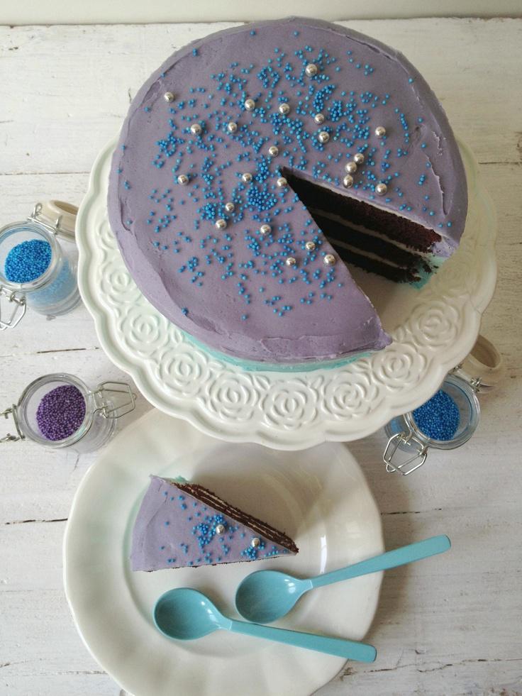 Pastel Layer Cake! | Bolos, Doces, Guloseimas... | Pinterest
