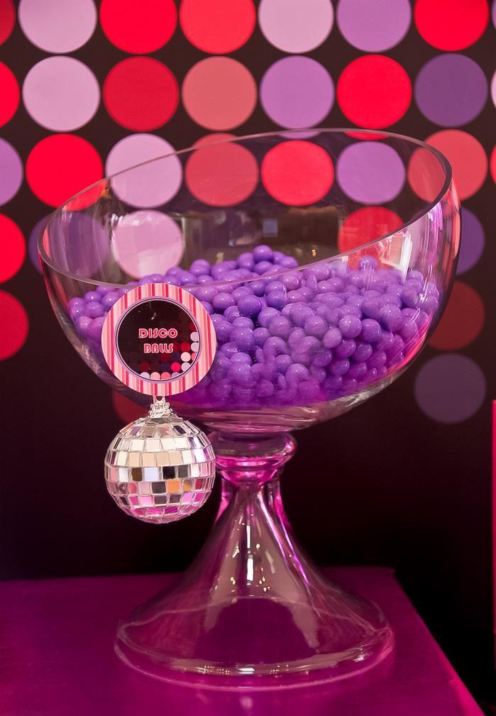 Pink Disco Teen Tween Girl Birthday Party Planning Ideas Decorations