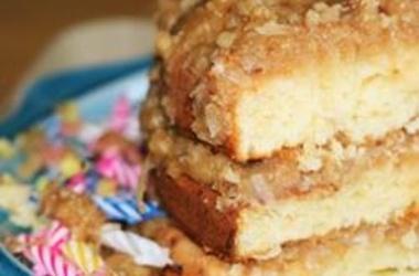 Clara's White German Chocolate Cak | Recipes To Try | Pinterest