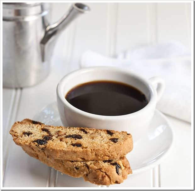 Cherry Almond Biscotti | Recipes To Try | Pinterest