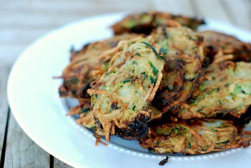Zucchini Latkes | Zuchini - recipes and tips | Pinterest