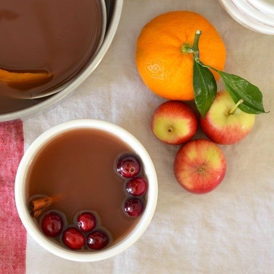 Mulled Cranberry Apple Cider | 17 Wonderfully Warm And Cozy Mulled ...