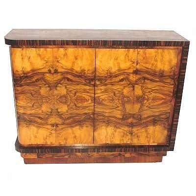 Art Deco Cabinet Art Deco Home Decor 1920s 1930s Pinterest