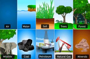 Ways To Use Earth S Natural Resources
