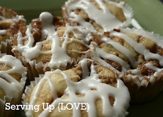 Cinnamon Roll Muffins | The Muffin Shop | Pinterest