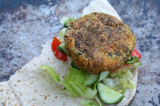 lentil veggie burgers | Vegetarian food | Pinterest