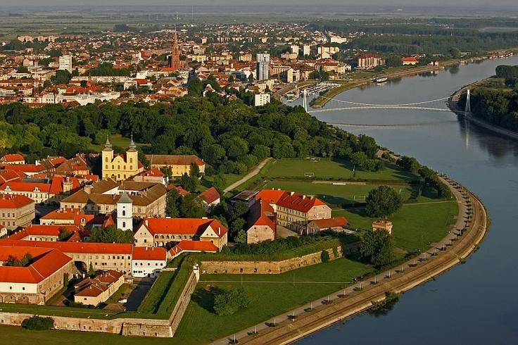 Osijek, Croatia Where I've Been Pinterest
