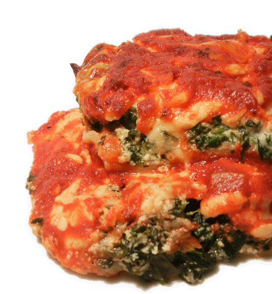 Spinach lasagna | Recipes | Pinterest