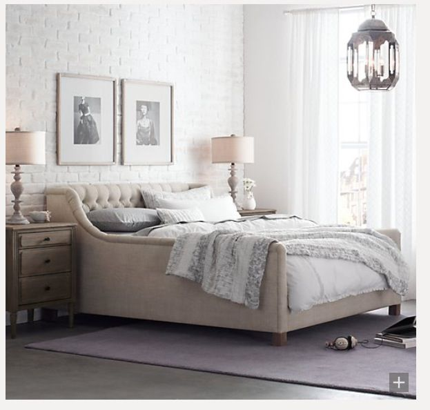 restoration hardware bedrooms pinterest