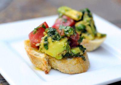 Southwestern Bruschetta Bites Recipes — Dishmaps