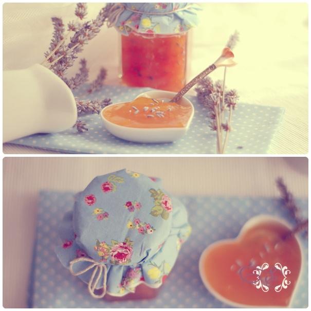 Peach Lavender Jam | iJam | Pinterest