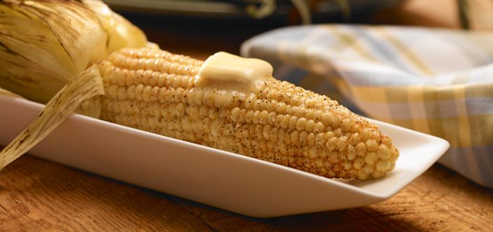Grilled Corn on the Cob -- this recipe includes chili powder and lime ...