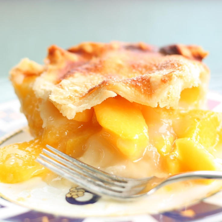 ... peach pie or tart in a nut crust with hazelnut spread summer peach pie