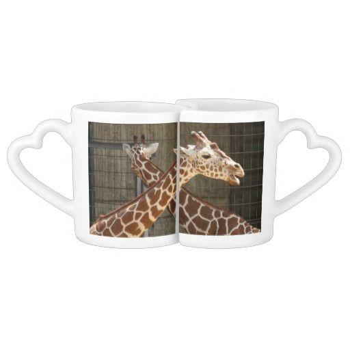 Happy Valentines Day Funny Giraffes